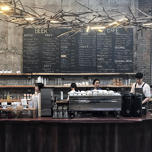 The Guide to Seoul - Things To Do - Cafés and Bakeries